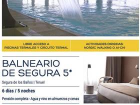BALNEARIO DE SEGURA 5*