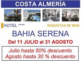 OFERTA COSTA DE ALMERIA