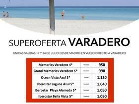 SUPEROFERTA VARADERO